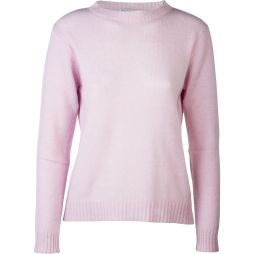Lambswool Classic Pullover Pink