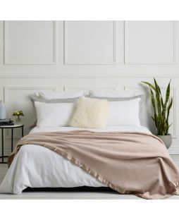 Essential Wool Blanket Sahara