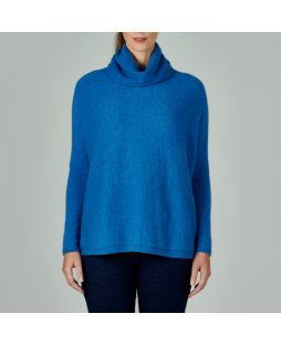 Possum Allora Jumper Provence Blue