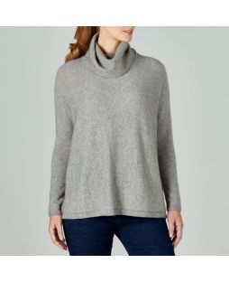 Possum Allora Jumper Silver