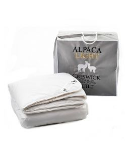 Alpaca Cotton Light Quilt