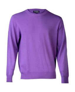 Essential Crew Neck - Purple