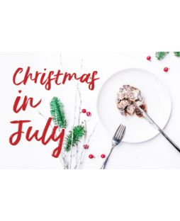 Christmas in July at The Mill