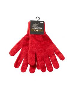 Possum Essential Glove Red