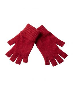 Possum Essential Fingerless Gloves Tango