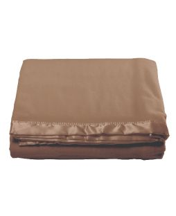 Essential Merino Wool Blanket TAUPE