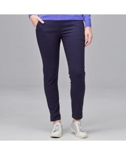 Slim Stretch Pant Navy