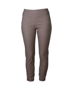 Slim Stretch 7/8 Pant Taupe