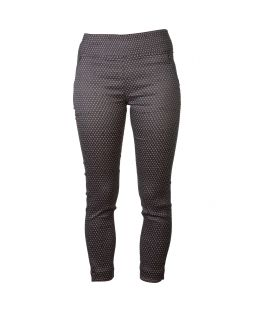 Persuit Jacquard Stretch 7/8 Pant Graphite