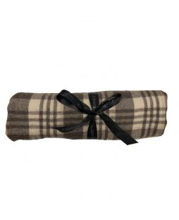 Billabong Offcut Throw Small Choc Check