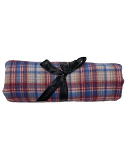 Billabong Offcut Throw Small Red Check