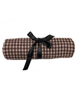 Billabong Offcut Throw Small Brown Check