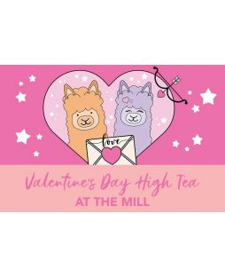 Valentines Day at the Mill