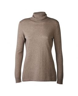 Merino Iconic Roll Neck Sweater Turtle