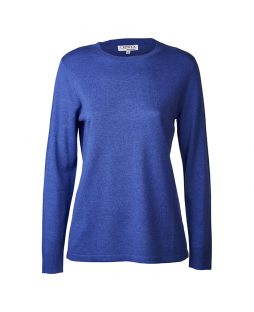 Merino Iconic Crew Sweater Comet