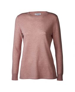 Merino Iconic Crew Sweater Musk
