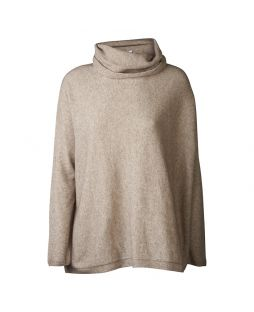 Possum Allora Jumper Natural
