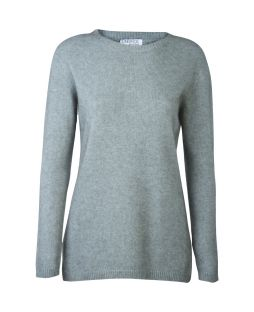 Hamilton Crew Neck Sweater Mint
