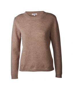 Lambswool Sweater Oatmeal