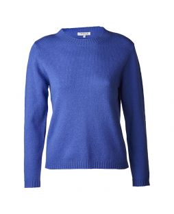 Lambswool Sweater Periwinkle