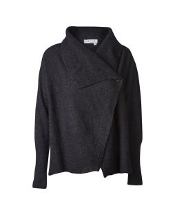 Possum Parilla Jacket Light Charcoal
