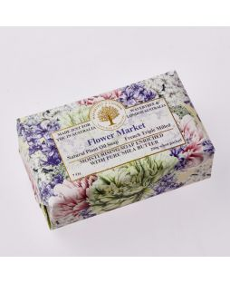 FLOWER MARKET SOAP