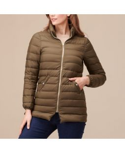 3 in 1 Feather Down Jacket Olive