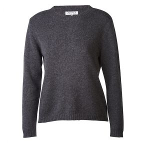 Lambswool Sweater Charcoal