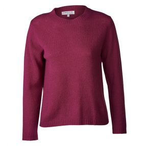 Lambswool Sweater Mauve