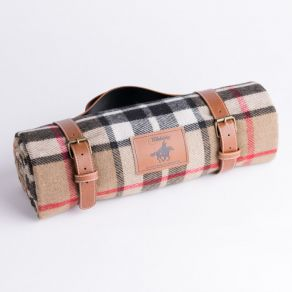 Billabong Picnic Rug Camel Check