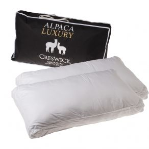 Alpaca Pillow Luxury - Twin Pack