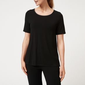 Bamboo Short Sleeve T-Shirt - Black