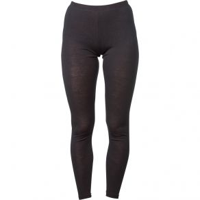 Merino Wool Legging Black