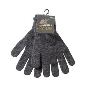 Possum Essential Glove Charcoal