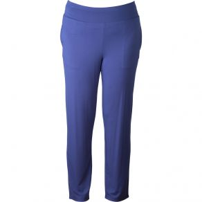 Bamboo Relaxed Pant 7/8 Length Navy