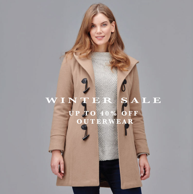 Link to Winter Outerwear Sale