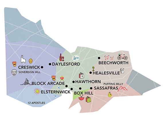 Find Your Nearest Creswick Store in Victoria